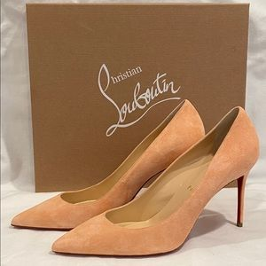 Christian Louboutin Decoltish 85mm Pigalle Pink